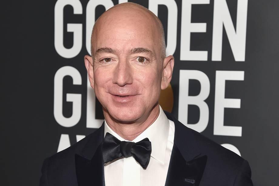 """<span class=""""s1"""">1º Lugar — Jeff Bezo, EUA, Amazon, US$112 bi (2017: US$ 39,2 bi, maior ganho de capital em um único ano)</span>"""