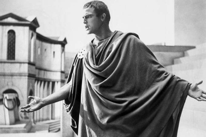 Júlio César (1953) – Marlon Brando