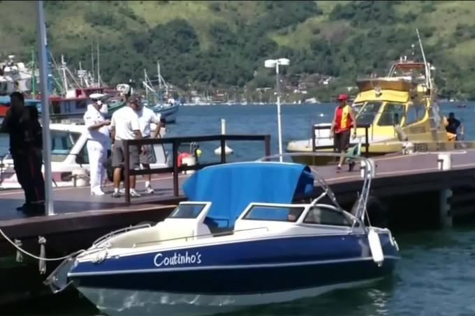 Atropelamento com lancha na Ilha Grande, RJ, deixa dois mortos