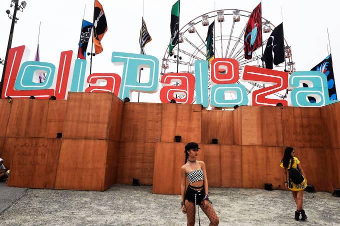 Lollapalooza – Movimentação
