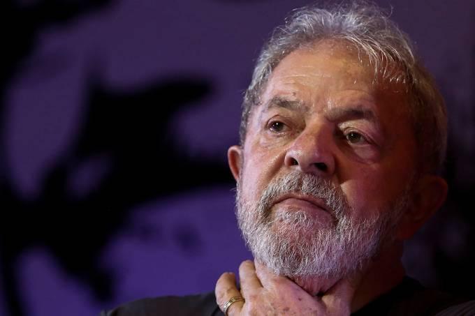 O ex-presidente Lula – 22/02/2018