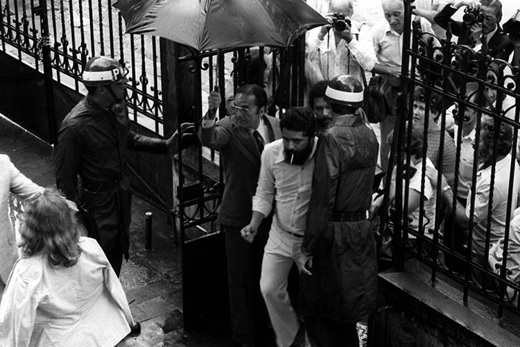 Prisão do Lula no DOPS