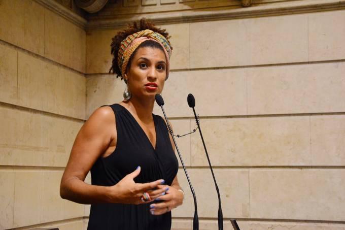 Marielle Franco, vereadora do Rio de Janeiro
