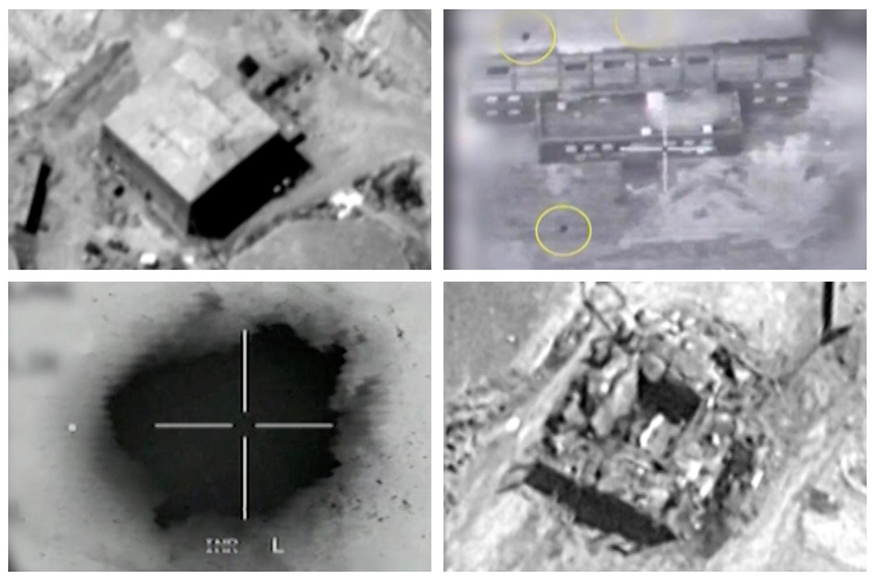 Israel bombardeia reator nuclear sírio, próximo da cidade de Deir al-Zor - 06/09/2007
