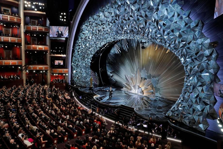 Jimmy Kimmel apresenta o Oscar 2018