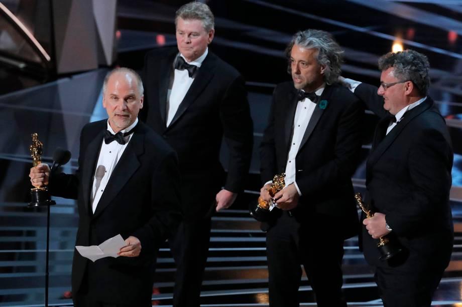 'Blade Runner 2049' leva o Oscar de efeitos visuais