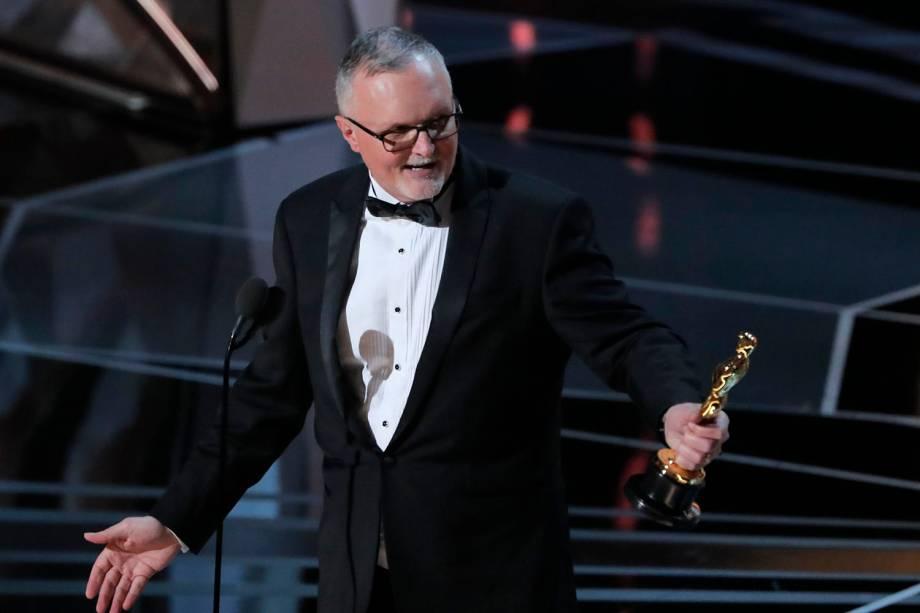 'Dunkirk' leva o Oscar de melhor edição
