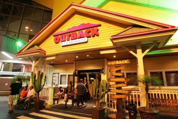 Outback Steakhouse do Shopping Center Norte