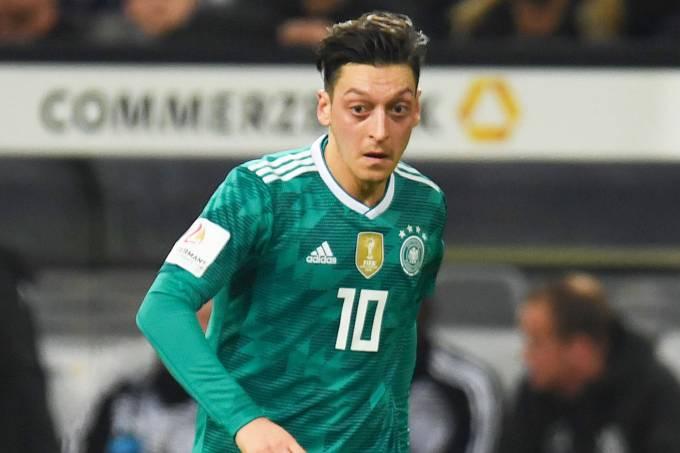 Mesut Ozil, da Alemanha