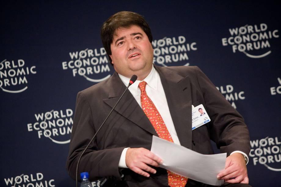 Pedro Moreira Salles, Presidente do Conselho de Administração do Itaú Unibanco