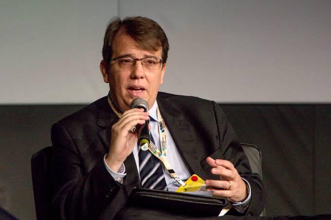 O diretor do BNDES, Ricardo Ramos
