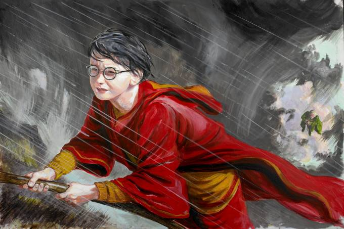 Study-of-Harry-Potter-and-D