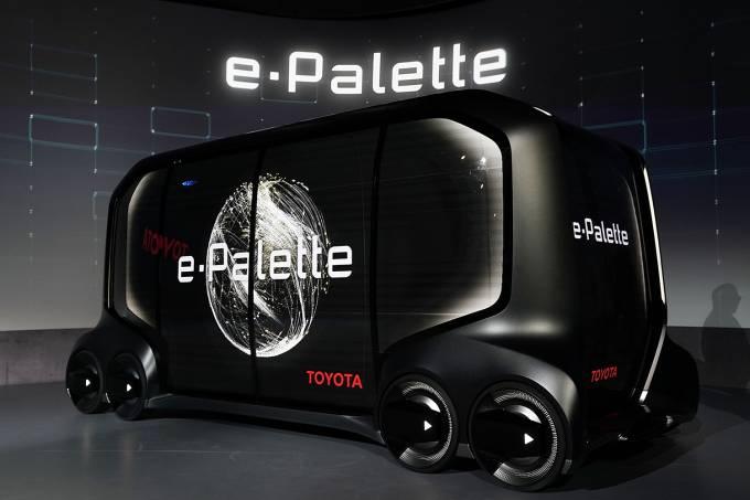 e-Palette Toyota