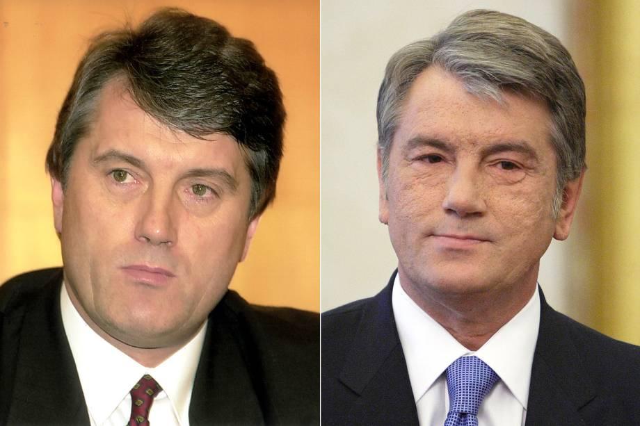 Presidente da Ucrânia Victor Yushchenko