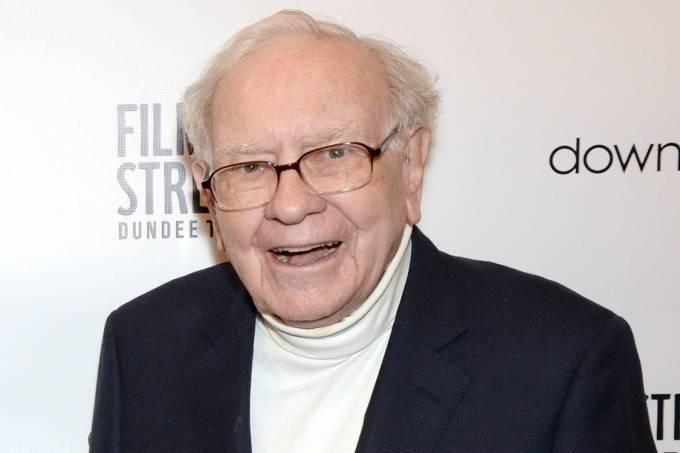 Warren Buffett, diretor executivo da Berkshire Hathaway