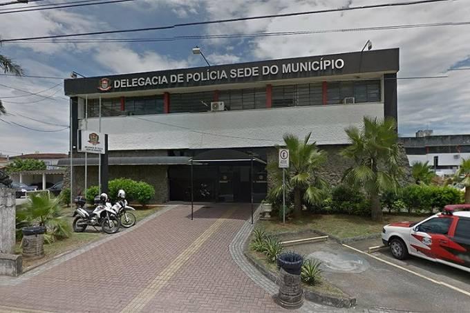 Delegacia-sede de Praia Grande