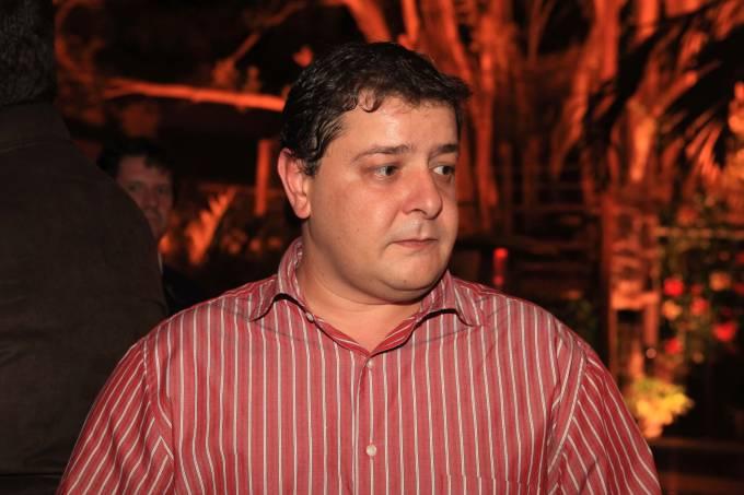 Fábio Luis, filho do presidente Lula