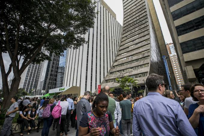 Tremores de terra é sentido na Paulista