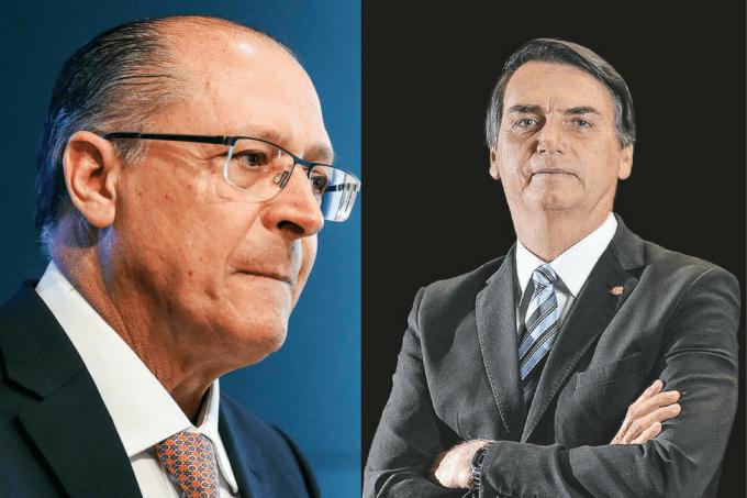 Alckmin Bolsonaro