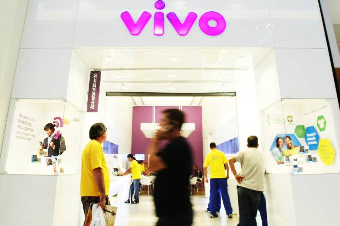 Loja de Vivo em Brasília