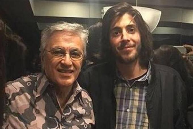 Caetano Veloso e Salvador Sobral