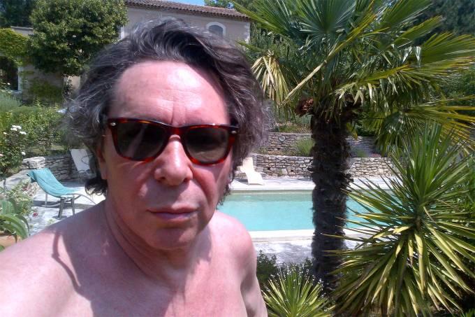 O dramaturgo francês Jean-Claude Arnault
