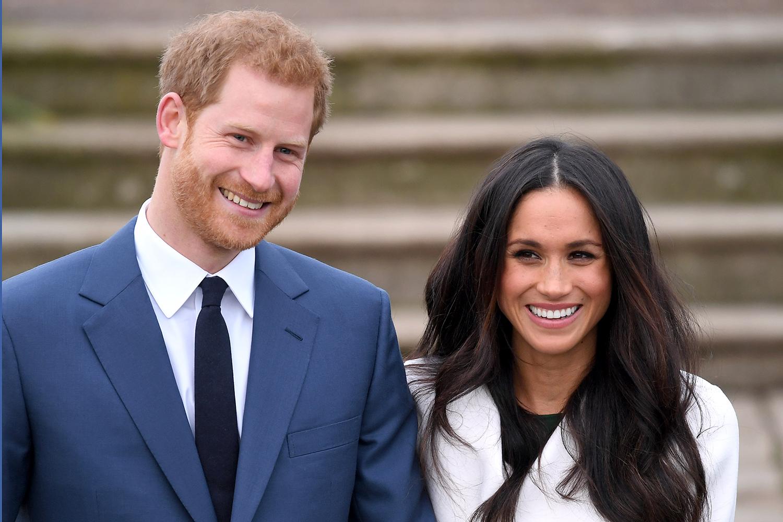 A bela – e conturbada – história de amor do príncipe Harry e Meghan Markle   VEJA