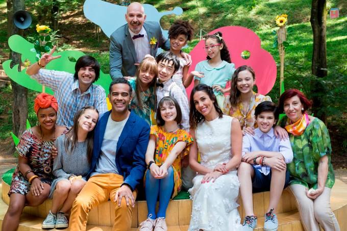 """O Zoo da Zu"", programa infantil do canal Discovery Kids"