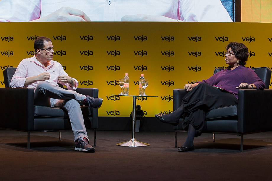 Pablo Ortellado falou com a colunista de VEJA Dora Kramer - 24/04/2018