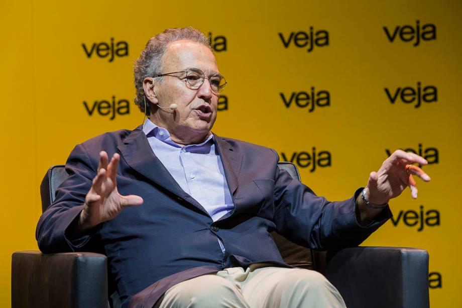 """""""Como os boatos atingem o caixa da sua empresa"""" foi o tema da entrevista do publicitário Nizan Guanaes no Amarelas ao Vivo - 24/04/2018"""