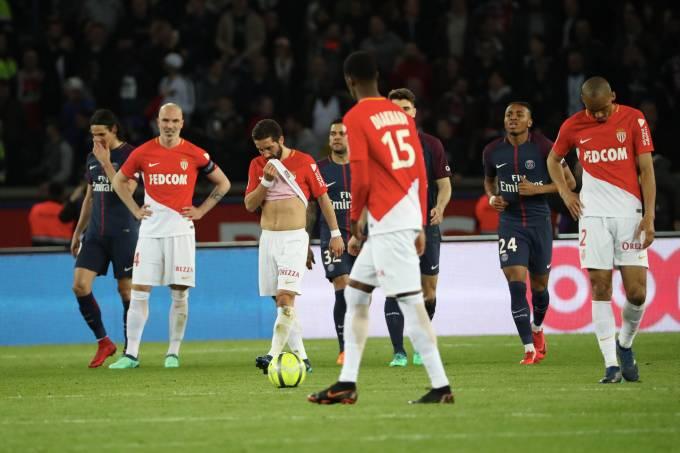 Paris Saint Germain x Monaco