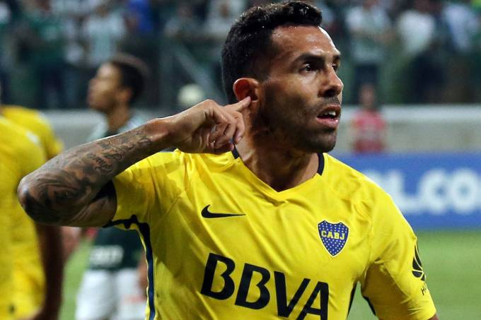 Copa Libertadores – Palmeiras x Boca Juniors