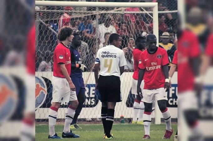 PSG vs Corinthians