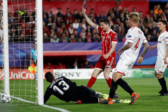 Sevilla vs Bayern Munich