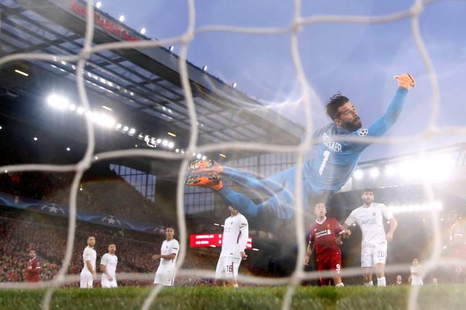 Liga dos Campeões – Liverpool x Roma