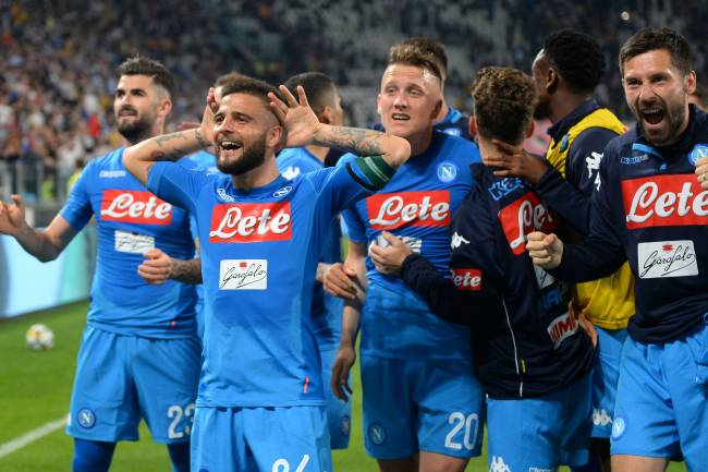 Serie A - Juventus x Napoli