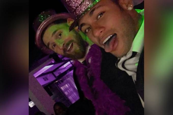 Messi e Neymar