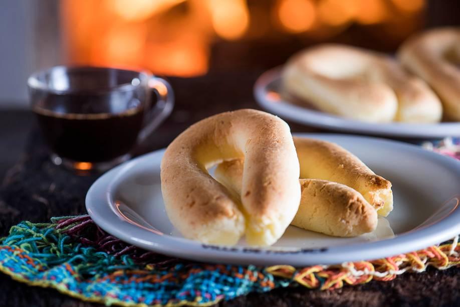 Chipa, o tradicional biscoito paraguaio