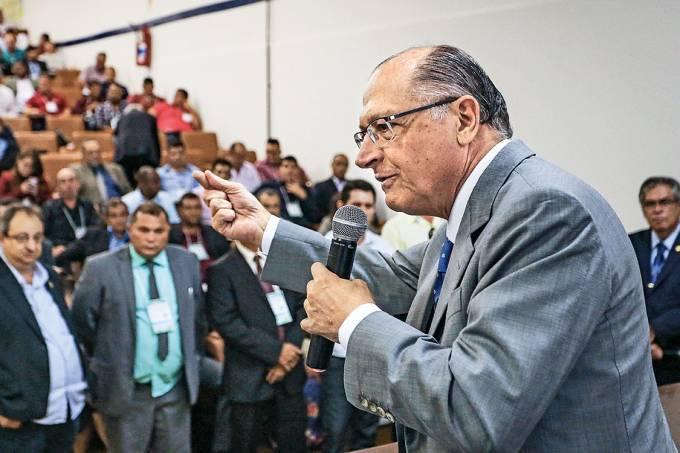 A semana infernal – Alckmin: correligionário vira réu, pesquisa mostra 8% e Justiça abre ação contra dirigentes do metrô
