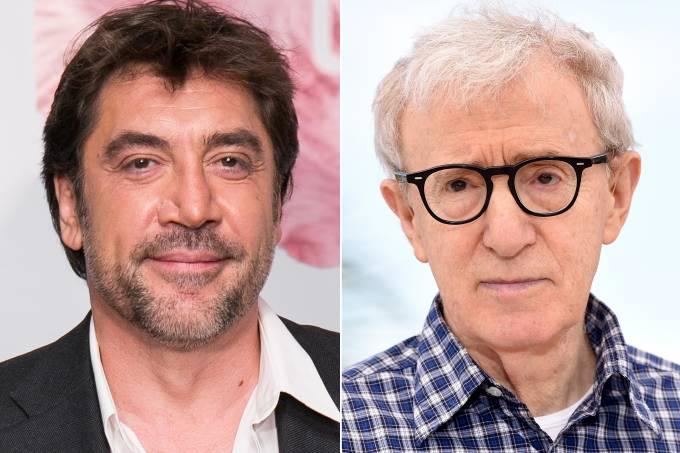 Javier Bardem e Woody Allen