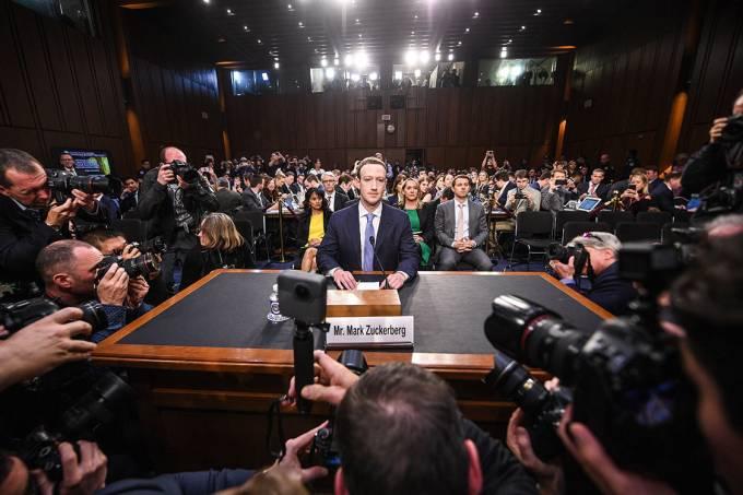 O facebook e as eleições