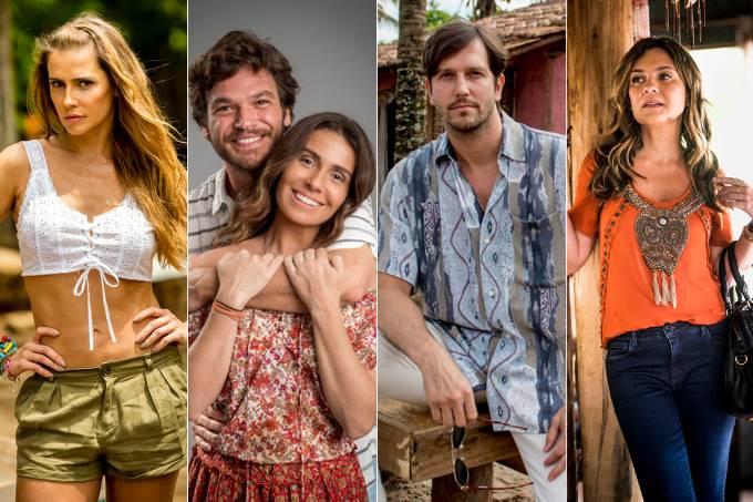 elenco O Segundo Sol, nova novela da Globo