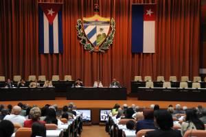 Sessão da Assembleia Nacional acontece em Havana