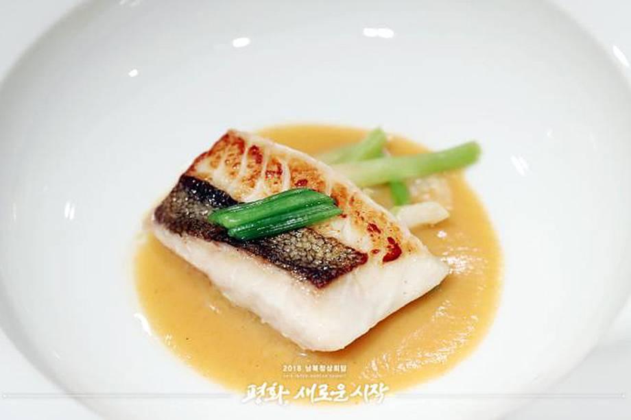 Dalgogi assado, um prato com peixe famoso da cidade sul-coreana de Busan, onde Moon Jae-in passou sua infância.