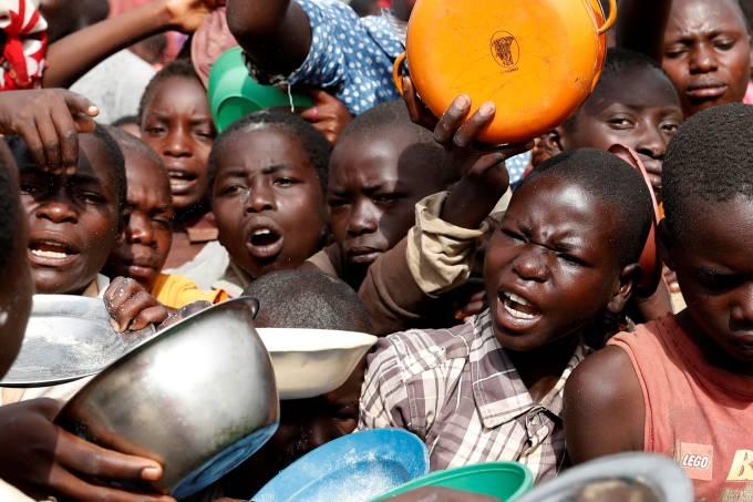 Situação de pobreza na República Democrática do Congo