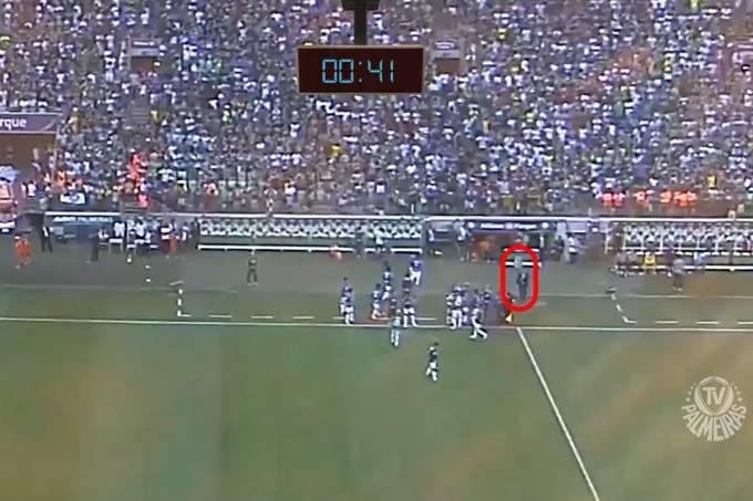 Palmeiras divulga vídeo sobre final
