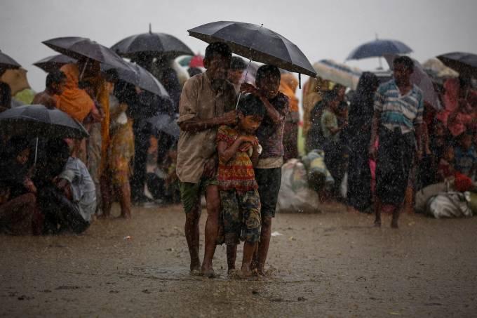 Prêmio Pulitzer Reuters – Refugiados Rohingya