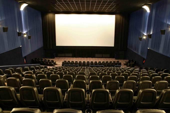 Sala de cinema da UCI