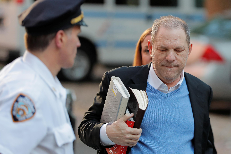 Harvey Weinstein preso