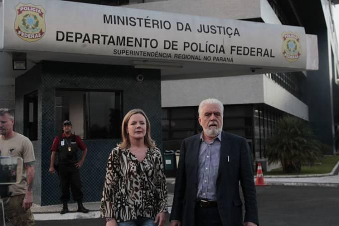 Prisão Luiz Inácio Lula da Silva